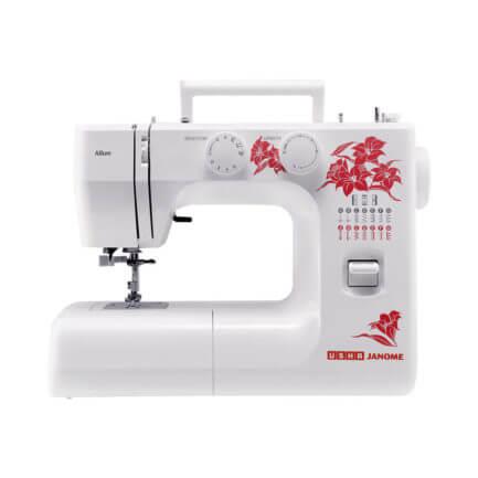 Usha Janome Allure DLX Sewing Machine